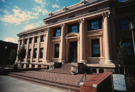 University of Washington Architecture Hall | Hermanson